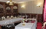 Свадьба кафе-клуб Дежавю, малый зал - украшение зала на свадьбу