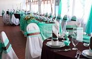 Комплексное оформление зала на свадьбу